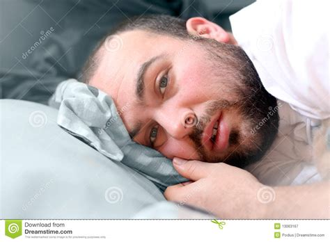 sick in bed sick in bed royalty free stock photography image 13063167