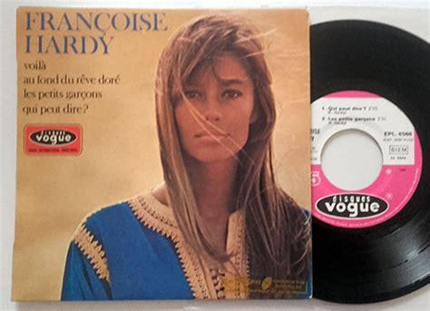francoise hardy voila album voila 3 by hardy fran 231 oise ep with nanook7 ref