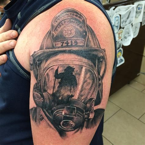 21 firefighter tattoo designs ideas design trends