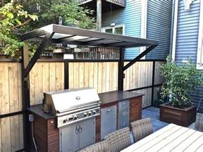 Backyard Grill Park Backyard Patio Fireplace And Gas Grill Buffet Lincoln