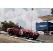 AC Shelby Cobra  Chassis CSX2349 Driver Lorne Leibel