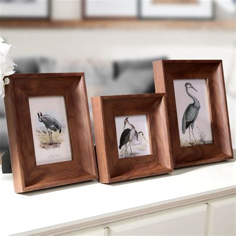 frames for home decoration 4 inch 6 inch 7 inch vintage picture frame for home decor