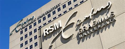 Arizona State Mba Scholarship by Rsm Non Eea Scholarship Of Excellence 2016 17