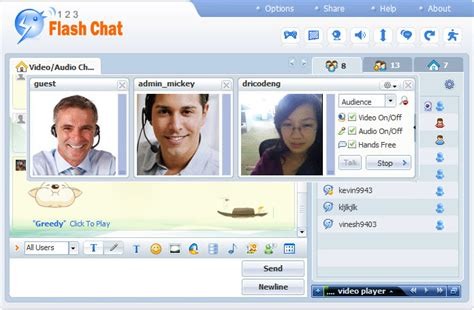 live free chat room free chat software