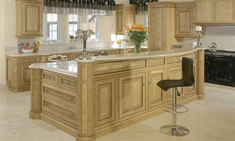 Handmade Oak Kitchens - bespoke furniture handmade furniture by davies