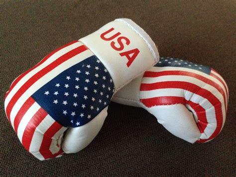 ebay america usa america american flag mini boxing gloves ebay
