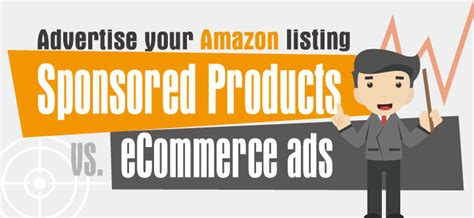 amazon ads amazon advertising sponsored products vs ecommerce ads