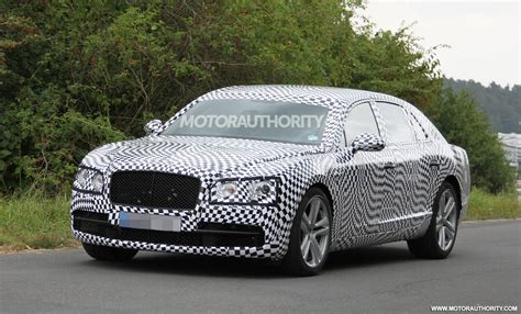 2018 bentley flying spur 2014 bentley continental flying spur v8 spy shots