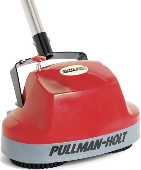home floor scrubber polisher cleans professionally with