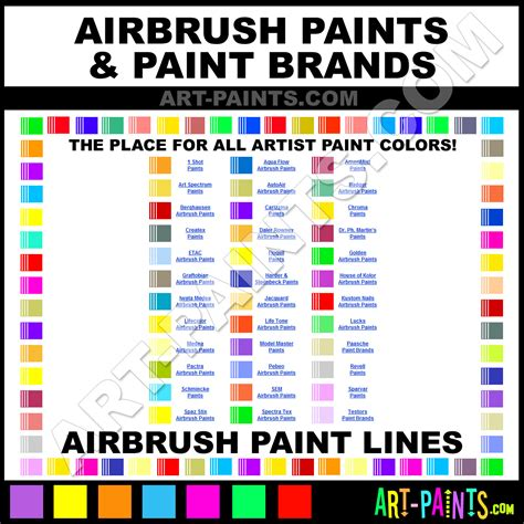 airbrush spray paints airbrush spray paint airbrush color airbrush brands paints