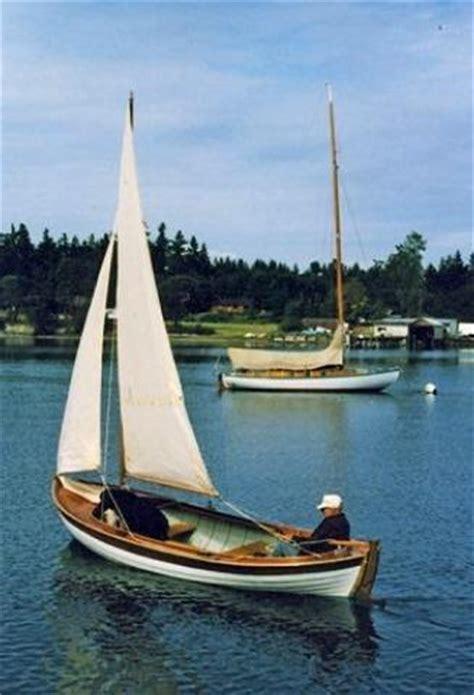 scud boat scud ii 16 norwegian double ender bartender boats