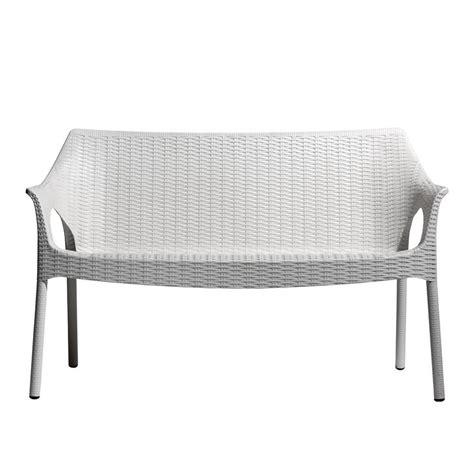 divanetto design divanetto in plastica olimpo sofa di scab design