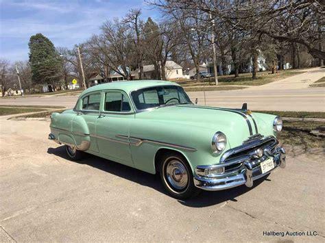 vintage cer awnings for sale 1953 pontiac chieftain for sale classiccars com cc 974122