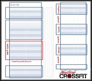 Wod Journal Template print out our wod journal template to keep track of your