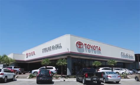 Toyota Sterling Mccall Us Dealership Turns To 1 Cars On Black Friday 187 Autoguide