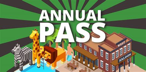 theme park yearly pass get your annual pass at the oasys minihollywood ticket office
