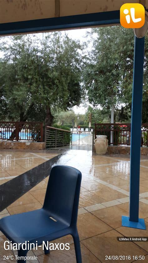 meteo giardini naxos oggi foto meteo giardini naxos giardini naxos ore 16 50