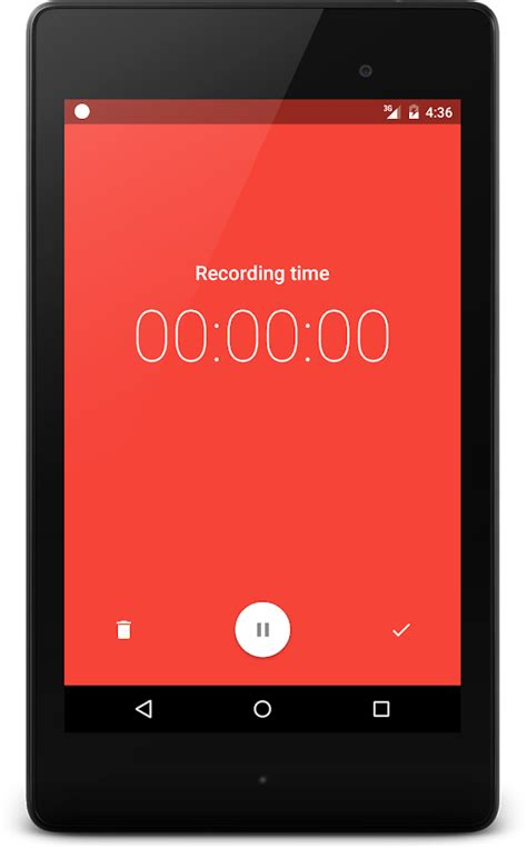 recorder for android wear audio recorder android apps on play