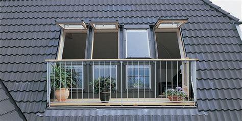 Dachfenster Einbauen Genehmigung by Velux Dachterrasse Raum F 252 R Neue Wohnideen Mit Mehr