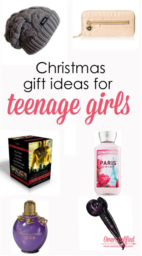 gift guide for the teenage girl teenage daughters