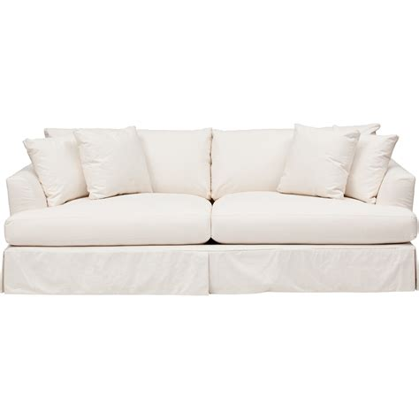 White Slipcovered Sofas by Designer Sofa Covers Sofa Design