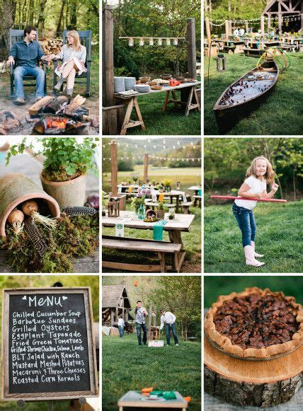 backyard rehearsal dinner sally christian s rehearsal dinner blog log pinterest