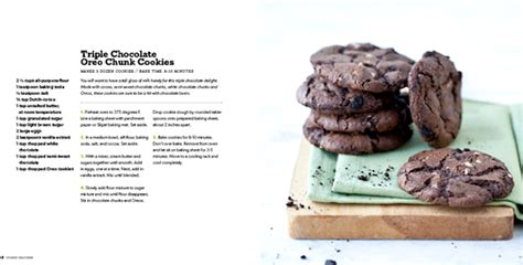 cookie cookbook a guide on basic cookie recipes and guidelines books malted chocolate chip cookies