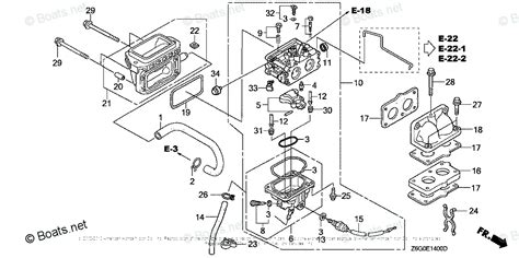 boats net honda parts honda small engine parts gx670 oem parts diagram for