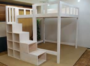 size loft bed woodworking projects plans