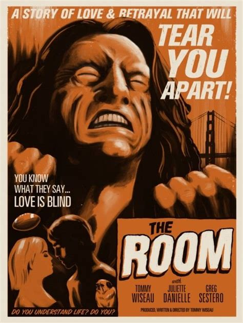 The Room by Wiseau Quotes Quotesgram