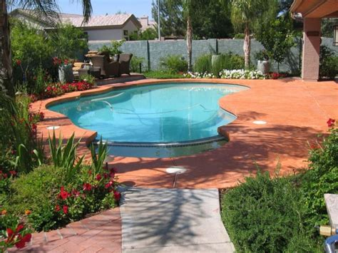 concrete pool deck paint colors home design ideas