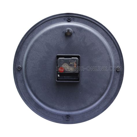 Jam Dinding Biru 30 Cm jam dinding ring kombinasi merah 30 cm