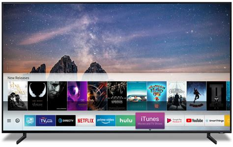 samsung smart tvs to launch itunes tv shows and support airplay 2 beginning 2019