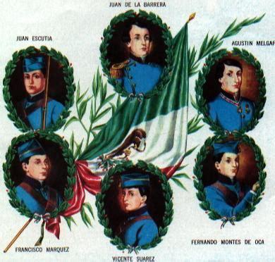 imagenes niños heroes de chapultepec ni 241 os heroes de chapultepec