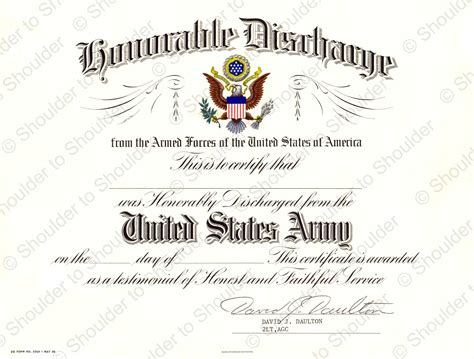 army certificate of template army certificate of appreciation template