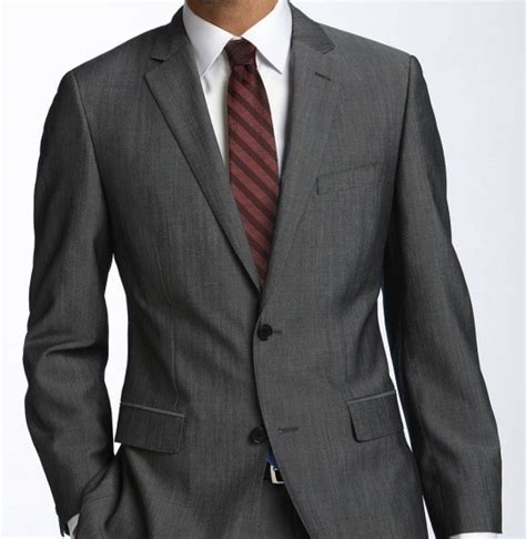 tie and pocket square for purple gingham shirt with grey suit