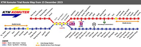 Ktm Route Ktm Komuter Map Related Keywords Ktm Komuter Map