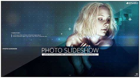 photo slideshow special events after effects templates