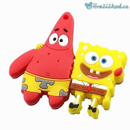 Flashdisk Spongebob usb flash disk spongebob a