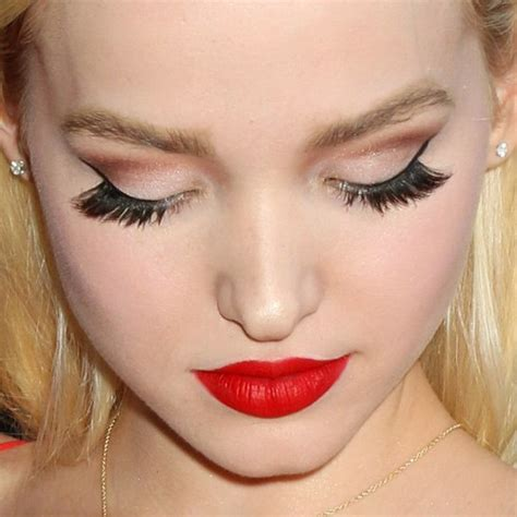 dove cameron eye color dove cameron s makeup photos products style