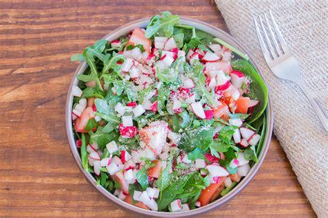 radish salad recipe crunchy radish salad recipe from pescetarian kitchen