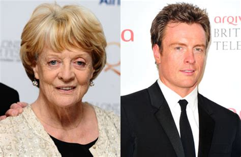 fox actors family tree pics for gt maggie smith children