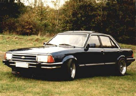 ford granada all years and modifications with reviews