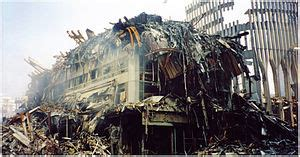 collapse of the world trade center wikipedia