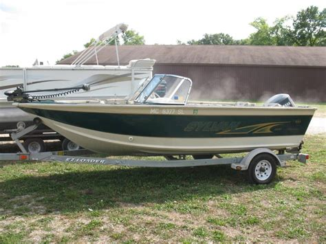 eliminator fishing boats sylvan eliminator 1800 boats for sale in michigan