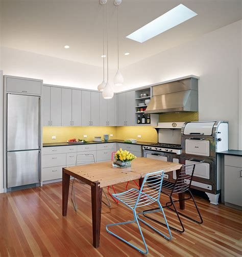 grey white yellow kitchen 11 trendy ideas that bring gray and yellow to the kitchen