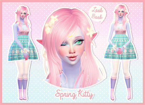 tumblr kawaii sims 4 cc pastel hair cc sims 4 newhairstylesformen2014 com