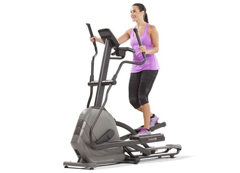 Home Gym Design Companies Horizon Fitness Evolve 3 Elliptical Trainer Review