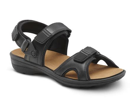 dr comfort sandals dr comfort greg men s removable footbed sandals ebay