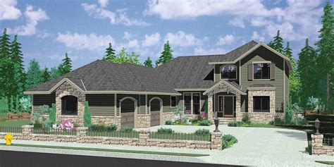 side load garage ranch house plans side load garage house plans floor plans with side garage